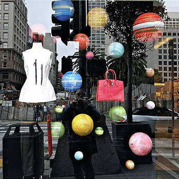 Magic On Union Square by Ira Shander