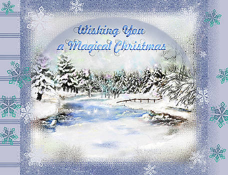 Magical Christmas by Susan Kinney