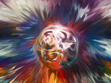 Magnetic Sphere by Linda Sannuti