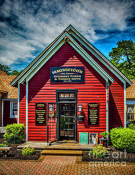 Magnifico's at Smithville Village by Nick Zelinsky