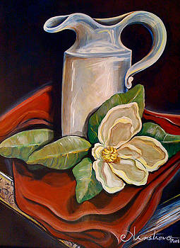 Magnolia by Denise Armstrong