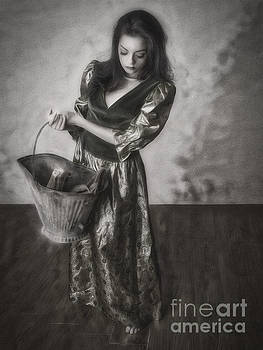 Maid  ... by Chuck Caramella