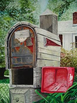 Mailbox by John Schuller