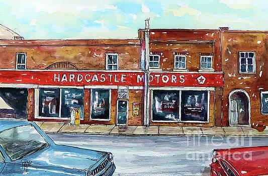 Main Street Memories by Tim Ross