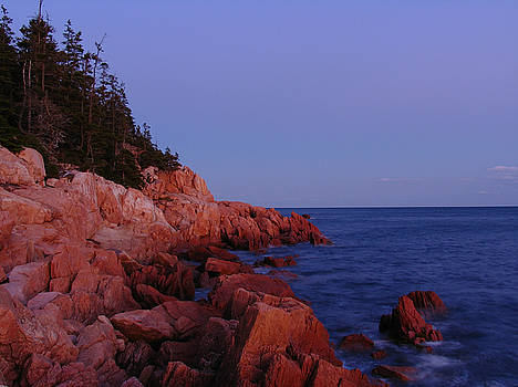 Juergen Roth - Maine Acadia NP