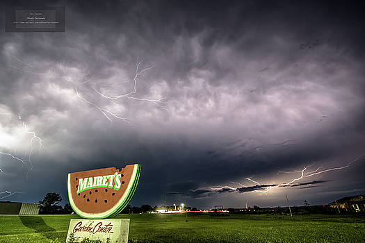Mairet's Watermelon Lightning 1 by Paul Brooks