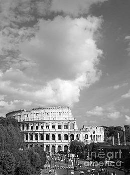 Majestic Colosseum by Stefano Senise
