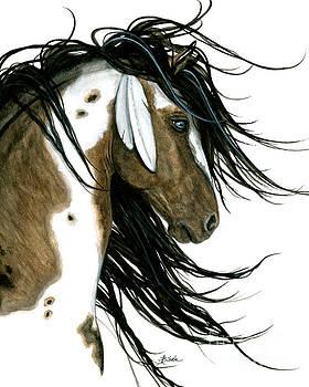 Majestic Horse #159 by AmyLyn Bihrle