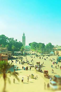 Majestic Marrakesh by Danny Van den Groenendael