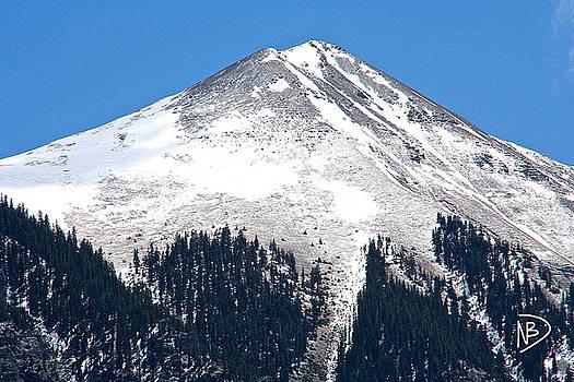 Majestic Mountain  by Nicole Dumond-Barry