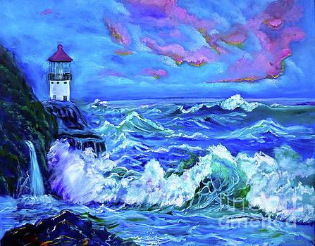 Makapuu Lighthouse 11 by Jenny Lee
