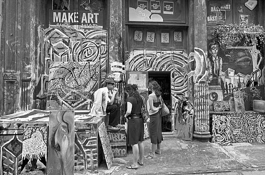 Robert Lacy - Make Art