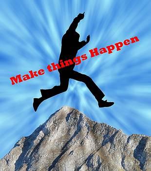 Make things happen by Allen Beilschmidt