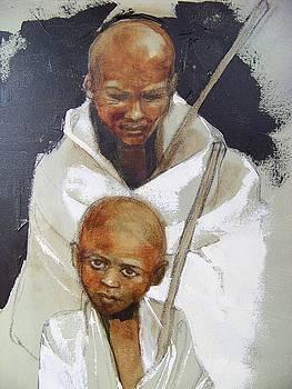 Makhwetha by Alida Bothma