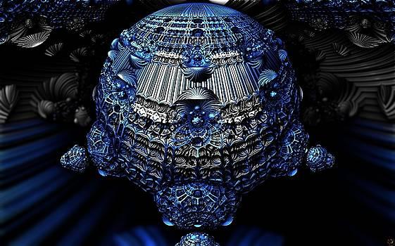 Making Blue Pop by Ricky Jarnagin