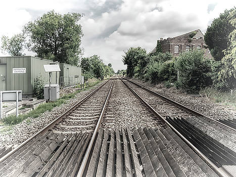 Making Tracks Toned - Axminster by Susie Peek