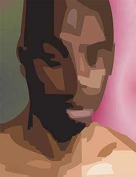 Walter Oliver Neal - Male Portrait X1