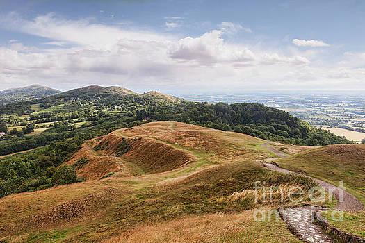Malvern Hills by Colin and Linda McKie