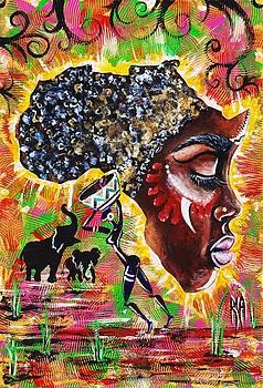 Mama Africa by RiA RiA