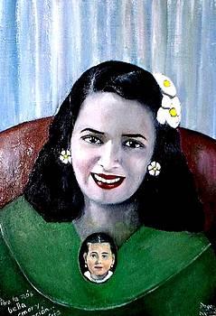 Mama Yolanda by Patricia Velasquez de Mera