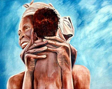 MaMa's Hands by William Hutchison