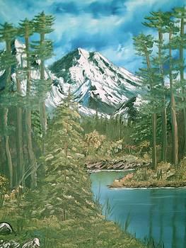 Mammoth Mountain by Jim Saltis