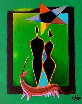 Man @ Woman by Lalit Jain