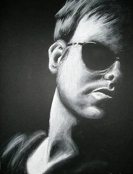 Man in the Shadows by Ashley Warbritton