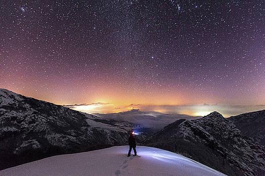 Man On Mars by Evgeni Dinev
