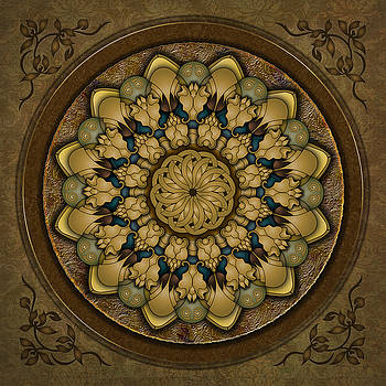Bedros Awak - Mandala Earth Shell