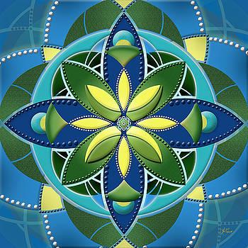 Mandala - One by Lori Grimmett