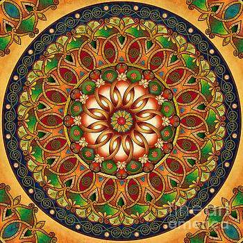 Mandala Rebirth by Bedros Awak