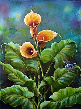 Mango Callie by Sherry Cullison