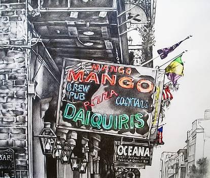 Mango Mango by Michael Lee Summers