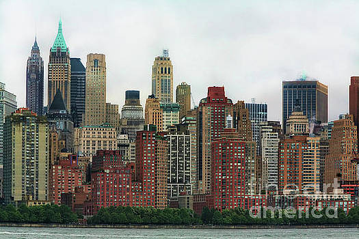 Chuck Kuhn - Manhattan Architecture Color