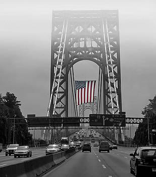 Nina Bradica - Manhattan Bridge 4th of July