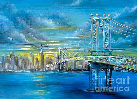 Manhattan Bridge by Patrice Torrillo