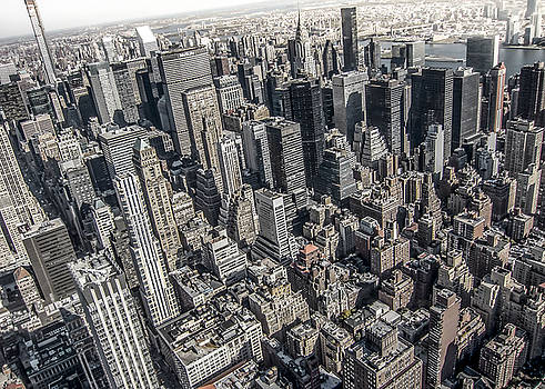Manhattan by Nicklas Gustafsson