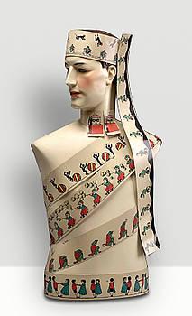 Mannequin Zootropique by Salvador Dali