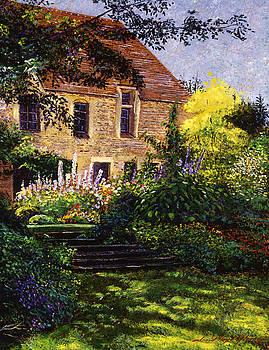 David Lloyd Glover - MANOR HOUSE STEPS