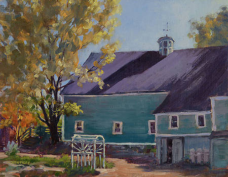 Maple Hill Farm by Ken Fiery