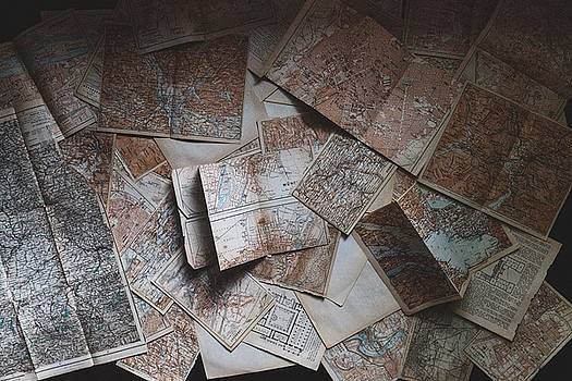 Maps by Ronald Osborne