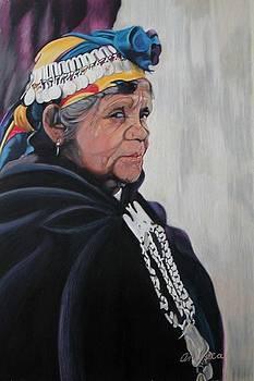 Mapuche-Chile by Andrea Inostroza