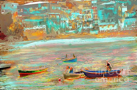 Mar Tranquila by Alfonso Garcia