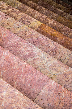 Marble Steps by David Ridley