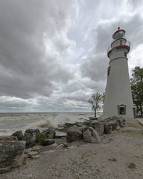 Jack R Perry - Marblehead Lighthouse