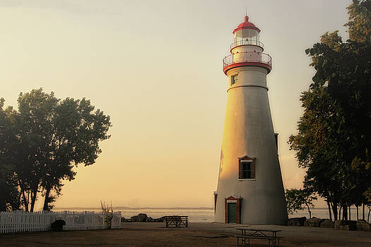 Marblehead Lighthouse by Victoria Winningham