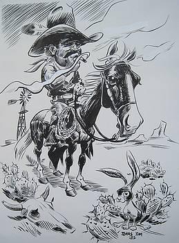 Marburo Man by Texas Tim Webb