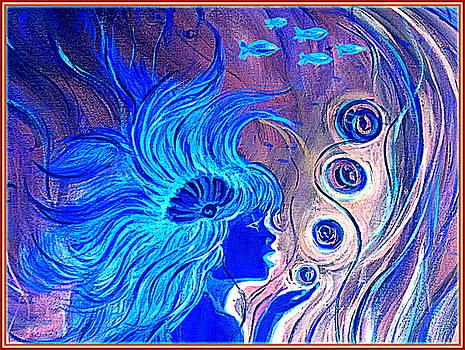 Maremaid  by Yolanda Rodriguez