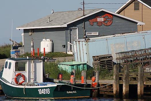 Margaree Harbor by Robin Regan